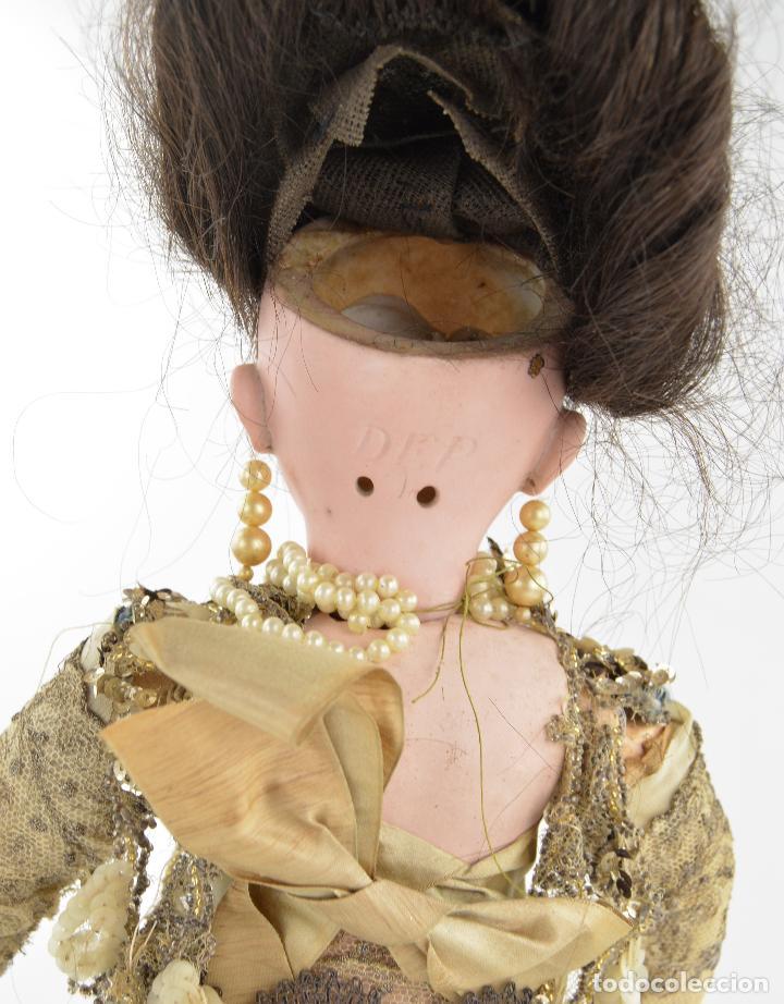 Muñecas Porcelana: Muñeca de porcelana DEP Jumeau. 39 cm altura - Foto 5 - 234481105
