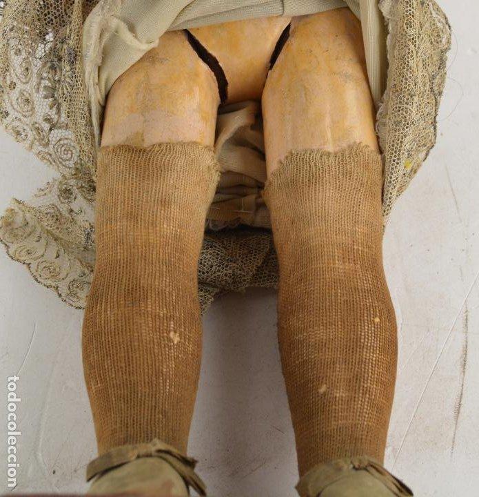 Muñecas Porcelana: Muñeca de porcelana DEP Jumeau. 39 cm altura - Foto 6 - 234481105