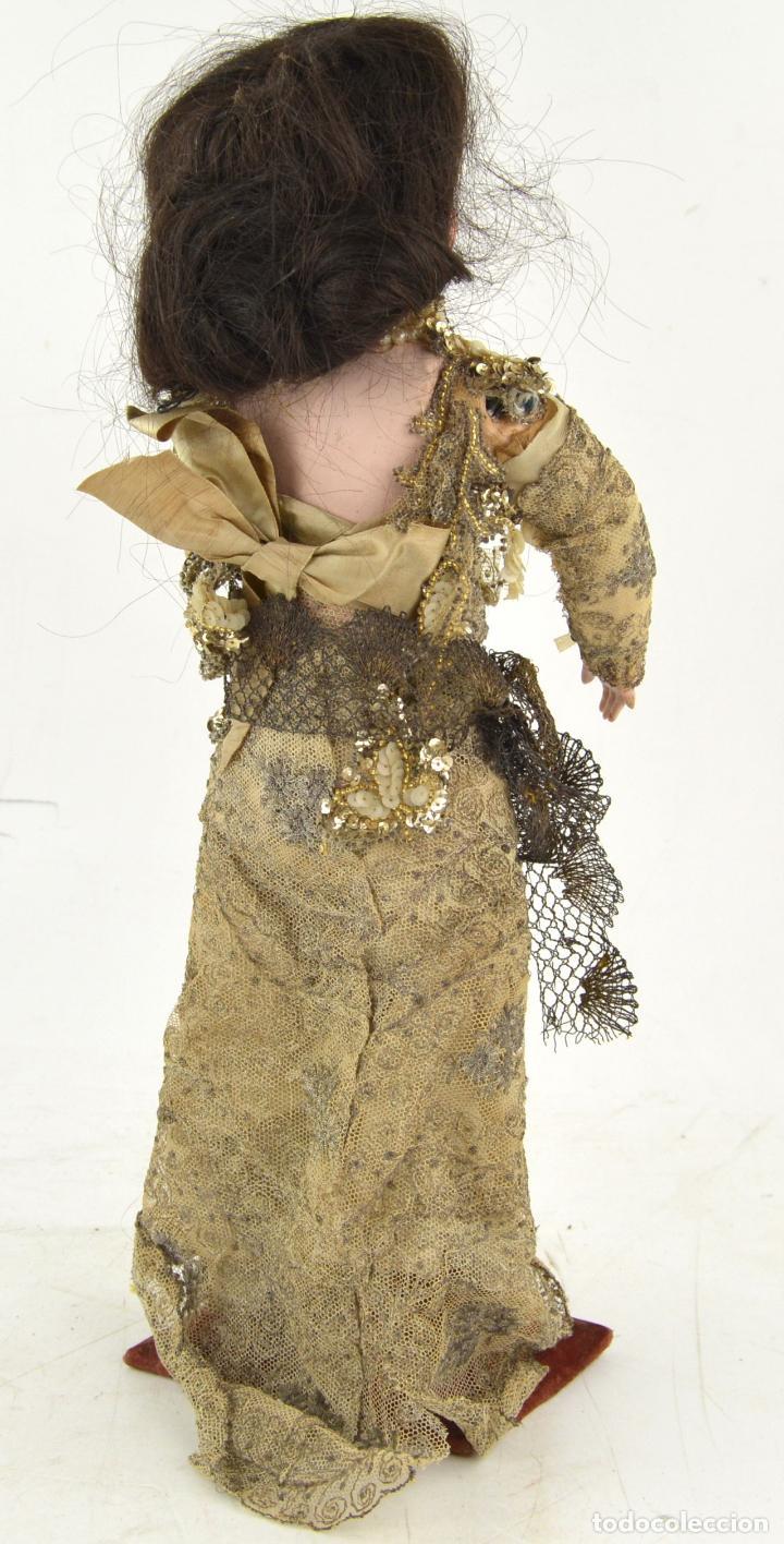 Muñecas Porcelana: Muñeca de porcelana DEP Jumeau. 39 cm altura - Foto 8 - 234481105