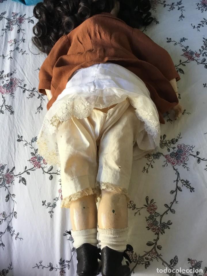 Muñecas Porcelana: Muñeca francesa S.F.B.J.Molde 60 - Foto 6 - 234912590