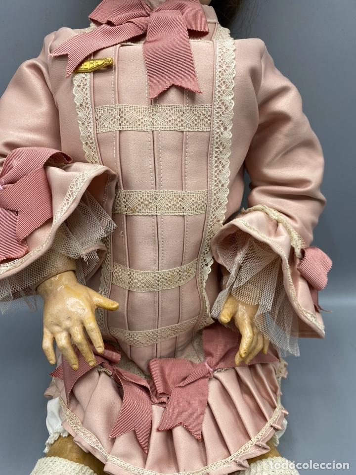 Muñecas Porcelana: Muñeca antigua de coleccion - Foto 2 - 234995215