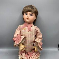 Muñecas Porcelana: MUÑECA ANTIGUA DE COLECCION. Lote 234995215