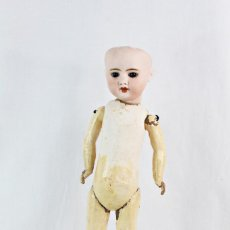 Bambole Porcellana: MUÑECA COMPOSICIÓN Y CABEZA PORCELANA PPS SXX 45CM. Lote 238465505