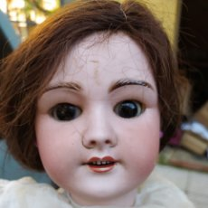Bambole Porcellana: INCREÍBLE MUÑECA 63 CM, JUMEAU?. Lote 238635495