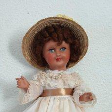 Muñecas Porcelana: MUÑECA CERAMICA FRANCESA CAPI. Lote 246222490