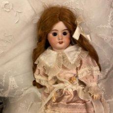 Muñecas Porcelana: BONITA MUÑECA PORCELANA FRANCESA. Lote 246530645