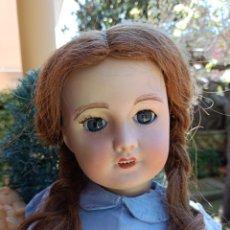 Muñecas Porcelana: MUÑECA FRANCESA BISQUIT.301. Lote 248164510