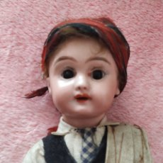 Muñecas Porcelana: PRECIOSO BATURRO LECOMPTE. Lote 249521495