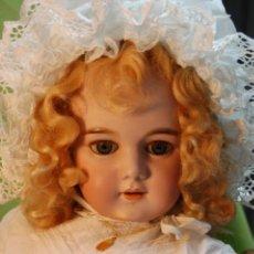 Bonecas Porcelana: MUÑECA DEP 73CM. Lote 254480555