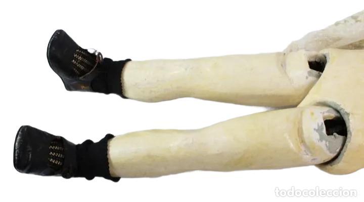 Muñecas Porcelana: Ref T8 - Muñeca composición Petite Francaise Jules Verlingue - 65cm. Pps SXX - Foto 6 - 225162732