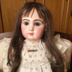 Muñecas Porcelana: BEBE JUMEAU, 67 CMS. PAGO APLAZADO. TODO DE ORIGEN.. Lote 269806743
