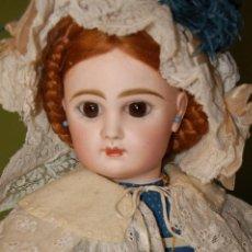 Muñecas Porcelana: JUMEAU DEPOSE SGDG 8 BOCA CERRADA. Lote 263737905