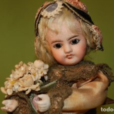 Muñecas Porcelana: MUÑECA FRANCESA LIMOGES. Lote 277212523