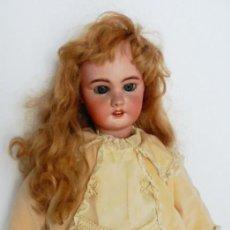 Muñecas Porcelana: ANTIGUA MUÑECA DEP - TÉTE JUMEAU 12 DIPLÓME D´HONNEUR. Lote 278319248