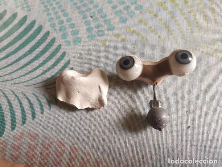 Muñecas Porcelana: MUY ANTIGUA CABEZA DE MUÑECA DE PORCELANA MIREN FOTOS - Foto 3 - 278460803