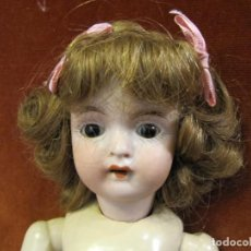 Muñecas Porcelana: MUÑECA DE PORCELANA FRANCESA ARTICULADA ANCORA L C. Lote 297075868