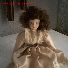 Muñecas Porcelana: MUÑECA DE PORCELANA. Lote 26474515