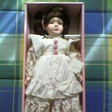 Muñecas Porcelana: MUÑECA DE PORCELANA .. Lote 26818062