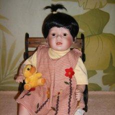 Muñecas Porcelana: BABY HOPE TIERNA MUÑECA DE COLECCIÓN DE PORCELANA..EDICIÓN LIMITADA.. Lote 27327870