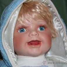 Muñecas Porcelana: BEBE DE PORCELANA. Lote 27527532
