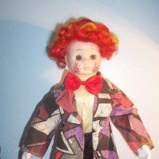 Muñecas Porcelana: PAYASO DE PORCELANA. Lote 26429928