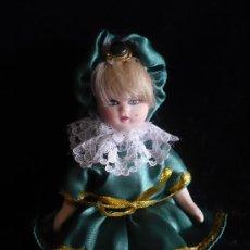 Muñecas Porcelana: MUÑECA CERMICA 14 CM. Lote 24705141