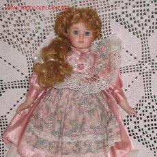 Muñecas Porcelana: MUÑECA PORCELANA INGLESA. Lote 19027548