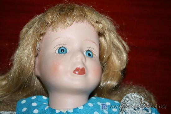 Muñecas Porcelana: MUÑECA DE PORCELANA DE ORIGEN DESCONOCIDO - Foto 3 - 26651677