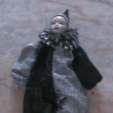 Muñecas Porcelana: BONITO ARLEQUIN PORCELANA VER FOTOS. Lote 108749076