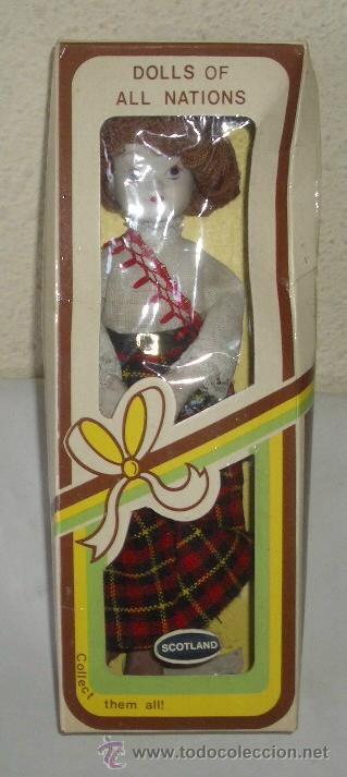 Muñecas Porcelana: MUÑECA DE PORCELANA,CAJA ORIGINAL - Foto 2 - 21385446