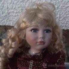 Muñecas Porcelana: MUÑECA PORCELANA . Lote 26951178