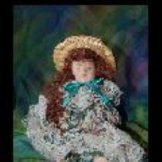 Muñecas Porcelana: MUÑECA ANTIGUA DE PORCELANA 20 CM.. Lote 27260471