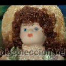 Muñecas Porcelana: MUÑECA ANTIGUA DE PORCELANA 20 CM.. Lote 27279557