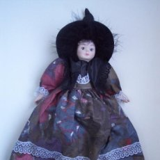 Muñecas Porcelana: MUÑECA DE PORCELANA 29 CM.. Lote 16954211