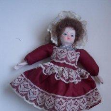 Muñecas Porcelana: MUÑECA DE PORCELANA 28 CM.. Lote 15865434