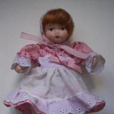 Muñecas Porcelana: MUÑECA DE PORCELANA 15 CM. ARTICULADA. Lote 16954140