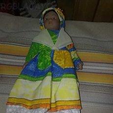 Muñecas Porcelana: MUÑECA DE PORCELANA D. Lote 19061494