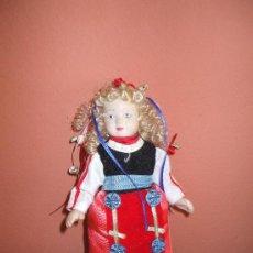 Muñecas Porcelana: MUÑECA DE PORCELANA. Lote 21440341