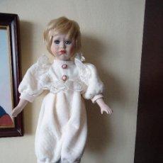 Muñecas Porcelana: MUÑECO DE PORCELANA O CHINA. Lote 26270070