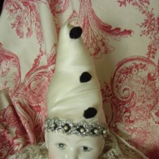 Muñecas Porcelana: PAYASO DE PORCELANA, 60 CM. DE ALTURA . RAMÓN INGLES. Lote 27616330