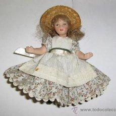 Muñecas Porcelana: MUÑECA DE PORCELANA. Lote 24004919