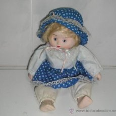 Muñecas Porcelana: MUÑEQUITA PORCELANA 27 CM -. Lote 22851869