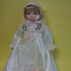 Muñecas Porcelana: MUÑECA DE PORCELANA MARIE DE SYMPHONY -BEBE PRECIOSO. Lote 37437161