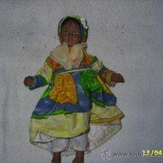 Muñecas Porcelana: MUÑECA DE PORCELANA COMPLETA - MIDE23 CM. Lote 27551543