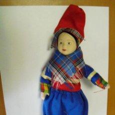 Muñecas Porcelana: MUÑECA DE PORCELANA, DE 21 CENTIMETRO. Lote 28076491