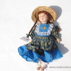 Muñecas Porcelana: MUÑECA PORCELANA.. Lote 28305176