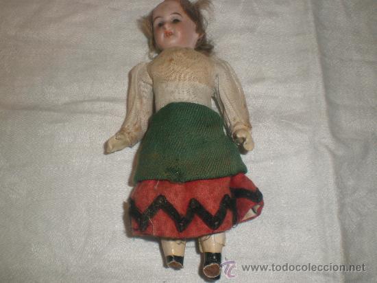 MUÑECA DE PORCELANA (Juguetes - Muñecas Extranjeras Antiguas - Porcelana Otros paises)