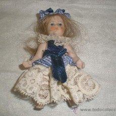 Muñecas Porcelana: PEQUENAS MUNECA DE PORCELANA. Lote 28786764