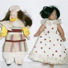 Muñecas Porcelana: ANTIGUAS MUÑECAS DE PORCELANA. Lote 29000183