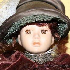Muñecas Porcelana - bonita muñeca de porcelana - 29551839